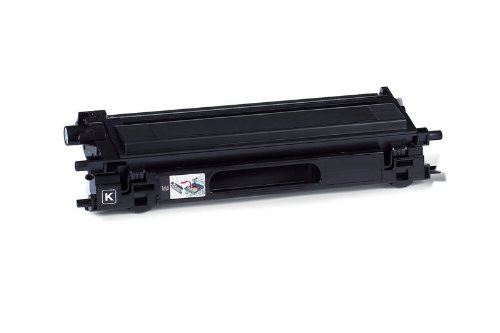 Eurotone Toner Cartridge TN130 TN135 Black für Brother DCP 9040 9042 9045 9440 9840 / HL 4040 4050 4070 / MFC 9440 9450 9840 – Alternative ersetzt TN-130BK TN-135BK Schwarz