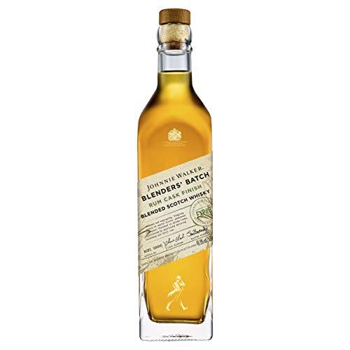 Johnnie Walker Blenders' Batch Rum Cask Finish Blended Scotch Whisky, 500 ml