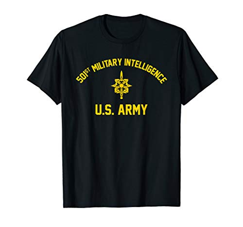 501st Military Intelligence Brigade T-Shirt