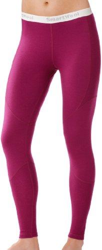 Smartwool Culotte pour Femme Leggings Women's NTS Light 195 Bottom Violet Baie XS