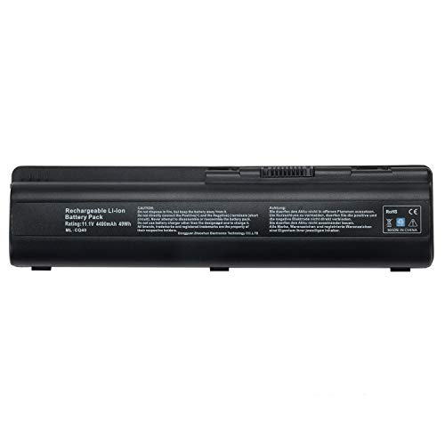 BND Laptop Battery for HP 484172-001 485041-001 498482-001 485041-003 511884-001 - 12 Months Warranty [4400mAh 6-Cell]