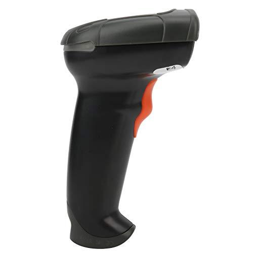 Lector de herramientas de supermercado con cable de mano de código de barras Herramienta de escaneo de escáner confiable para supermercado