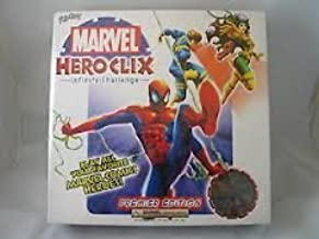 Marvel Heroclix Infinity Challenge