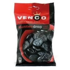 Venco Coin Shaped Licorice 59 Oz Pack of 2