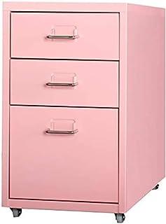 Steel Plate Fichier Fichier Armoire de Rangement de Bureau Fichier tiroir données verrouillables Cabinet Office ménagers e...