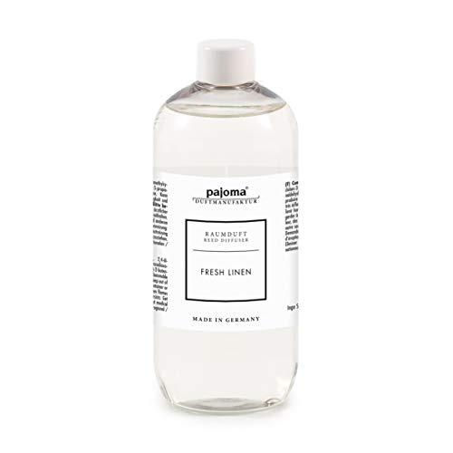 Raumduft Nachfüllflasche Fresh Linen, 1er Pack (1 x 500 ml) von pajoma