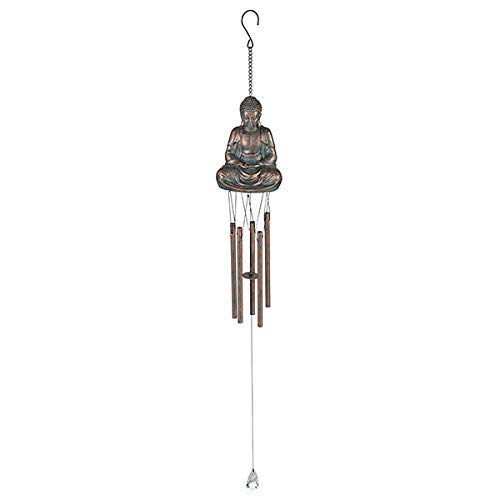 Grasslands Road Buddha Hanging Windchime