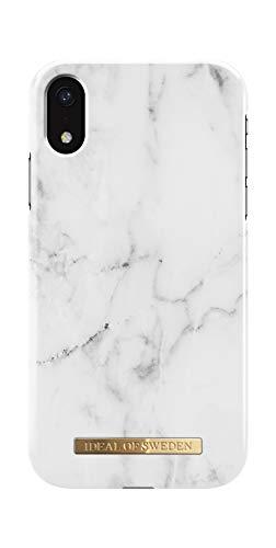 iDeal Of Sweden Handyhülle für iPhone XR (White Marble)