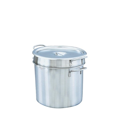 Vollrath Company Double Boiler with Cover, 7-Quart