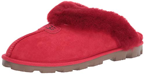 UGG Damen Coquette Slipper, Rot (Ribbon Red), 35 EU
