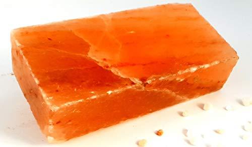 Salzziegel Salt Brick 20x10x5 cm 2,2 kg Kristall Himalaya* Salz Direkt Anbieter