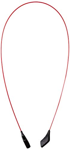 Oakley Unisex-Adult Accessory Leash Kit Small Red Replacement Lenses, Red, 0 mm