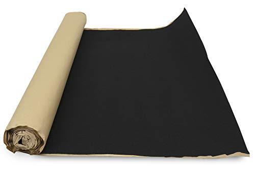 NVX STBXC32 32 sq. ft. Black Subwoofer Box/Trunk Liner Carpet