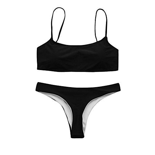 NPRADLA baddräkt för kvinnor bandage bikini set push-up brasilianska badkläder baddräkt
