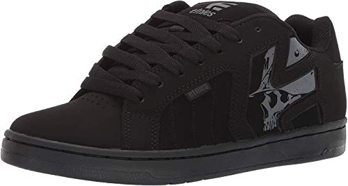Etnies Men's Metal Mulisha Fader 2 Skateboarding Shoes, Black (004-Black/Black/Black 004), 9 UK 43 EU