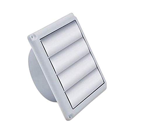 Oxyair Pipe Vent Cover For Chimney Pipe Outlet With Loovers