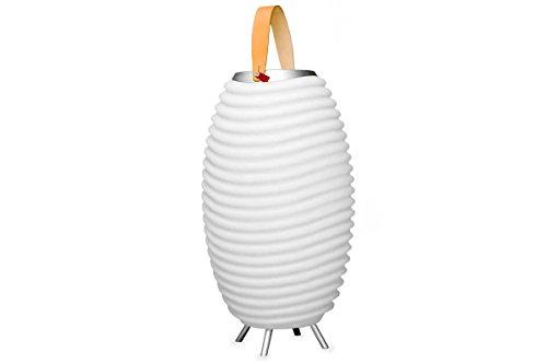 KOODUU Synergy-65 LED Lampe, Bluetooth Lautsprecher, Sektkühler, Licht und Musik