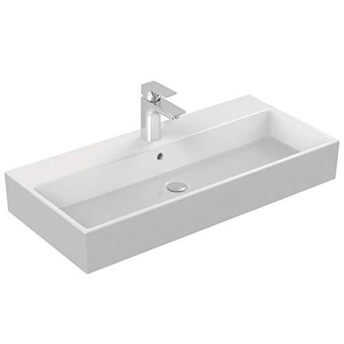 Ideal Standard K078601Strada Waschbecken 90anzubringen rechteckig selbsttragend