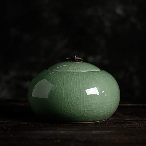 CXD Geyao keramische theepot, Puer groot en een half kattig theepot verzegeld pot nuttig en stijlvol gemakkelijk op te slaan,C
