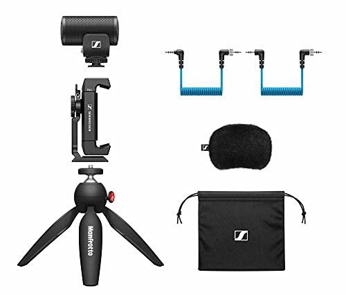 ゼンハイザー MKE 200 MOBILE KIT オンカメラマイク モバイルキット【国内正規品】509256