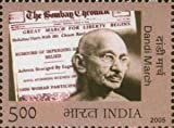 Mahatma Gandhi , Event , Dandi March , Headlines in Bombay Chronicle Rs 5
