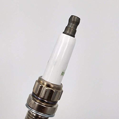 Bujía 4 unids/lote ZGR6STE2 12120037244 ajuste para BMW E60 E90 E92 E93 135i 335i 535i Iridium Spark Plug