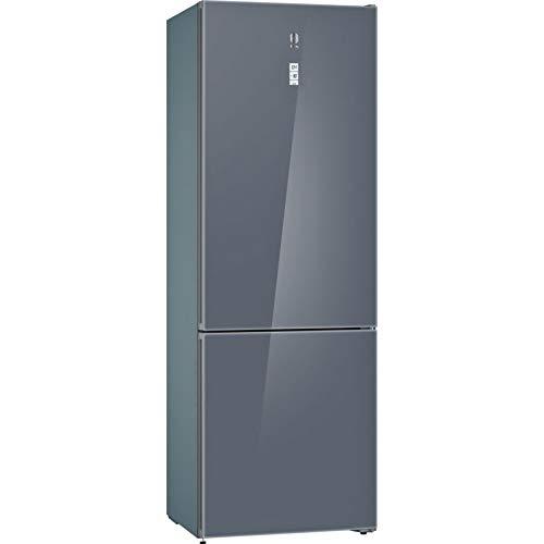 Balay 3KF6997GI Independiente 435L A++ Gris nevera y congelador - Frigorífico (435 L, SN-T, 15 kg/24h, A++, Compartimiento de zona fresca, Gris)