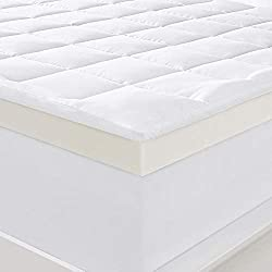 Top 10 Serta Foam Mattress Toppers