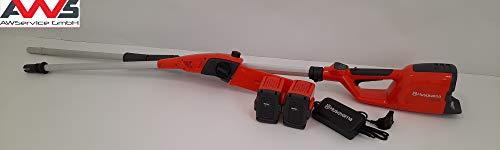 Hochentaster 115iPT4 Husqvarna (+ 2x Akku BLi10 + Ladegerät QC80)