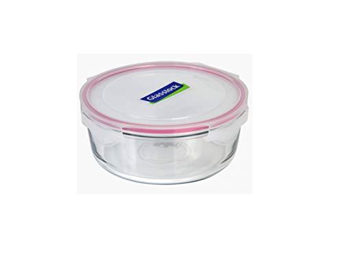 Glasslock (MCCB-072) Vorratsdosen aus temperiertem Glas (660ml) - Mikrowellen Typ