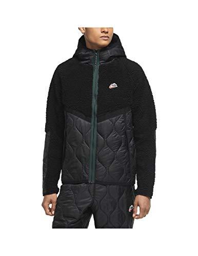 Nike Jacke Sportswear Heritage   G S   F 010 Black