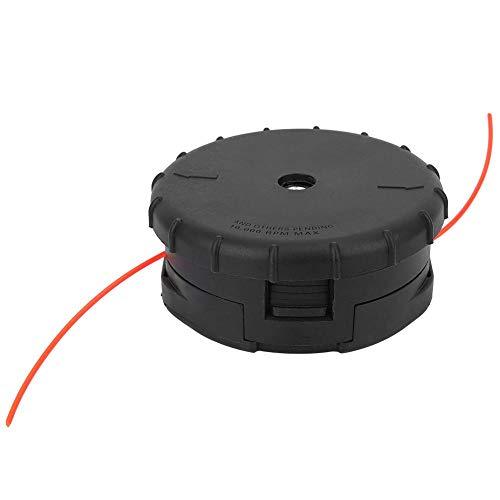 Fdit Sostituzione dell'adattatore per rasaerba con Testina di Taglio Universale Speed-Feed 450 per SRM-266U/SRM-266S 99944200903 Tondo