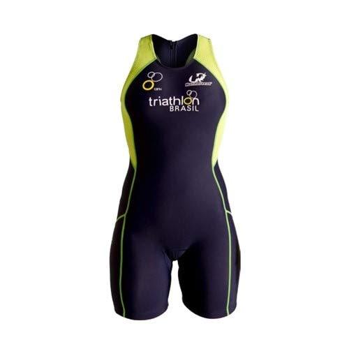 Macaquinho Triathlon Feminina Short Distance - Wtzs-1 Hammerhead Mulheres