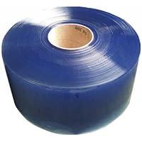Rollo 50 mts de lama PVC flexible transparente