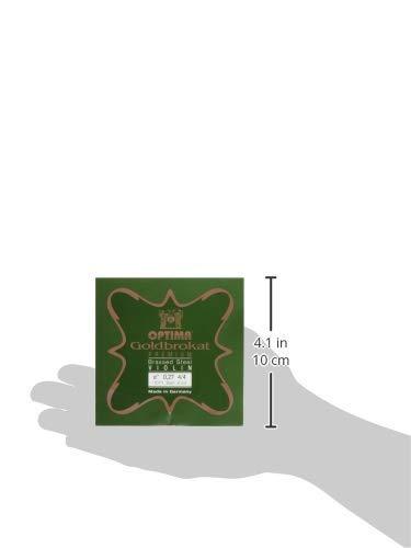 ゴールドブロカットプレミアムブラスバイオリン弦E線(0.26ボールエンド)