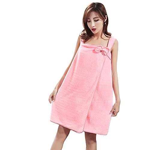 ClayTM3 - Toallas de baño, albornoces, paños de microfibra, vestidos para mujer de playa, sauna, piscina, cuarto de baño, etc. Práctico, suave y fuerte absorbente.
