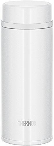 サーモス 水筒 真空断熱ケータイマグ 【スクリュータイプ】 350ml パールホワイト JNW-350 PRW