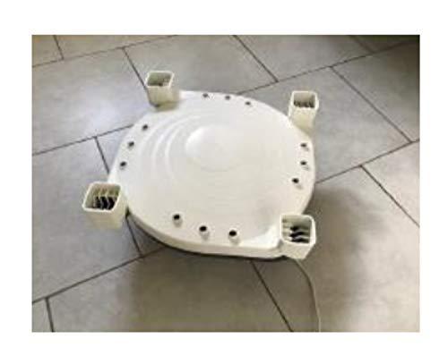 Komfort Domo Ventilator für Wäschetrockner, schnell – 50 W
