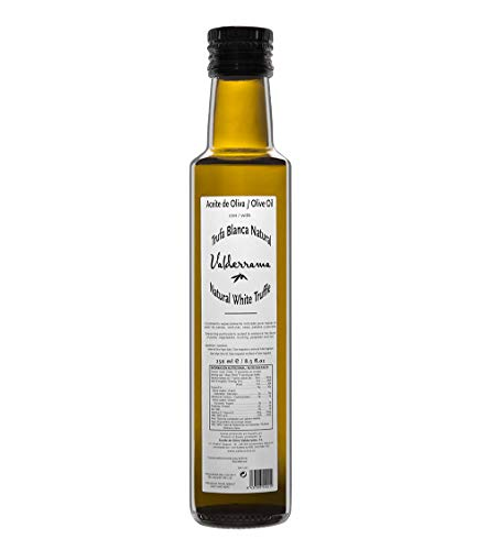 Valderrama - Aceite de Trufa Blanca Botella Cristal 250 ml