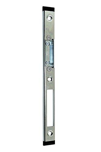 Preisvergleich Produktbild GU BKS Secury Haustür Schließblech mit AT-Stück Links 232x20x6mm mit U-Stulp