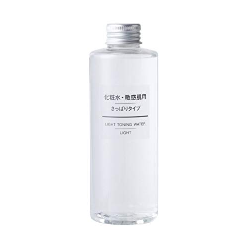 Muji Light Toning Water – High Moisture