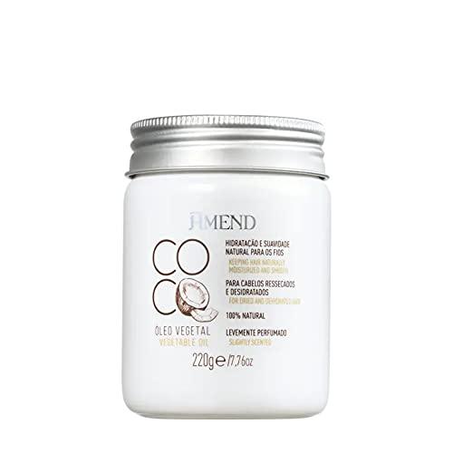 Óleo Vegetal Coco, Amend, 220 g