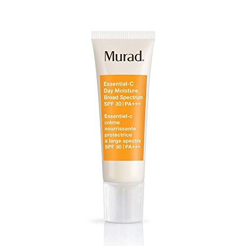 Murad Environmental Shield Essential-C Day Moisture SPF 30 - Vitamin C Moisturizer for Face with SPF - SPF Face Moisturizer Protects and Brightens, 1.7 Fl Oz