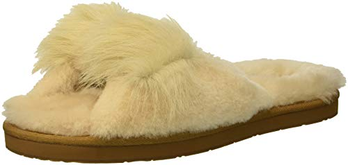 UGG Women's W Mirabelle Slipper, natural, 7 M US