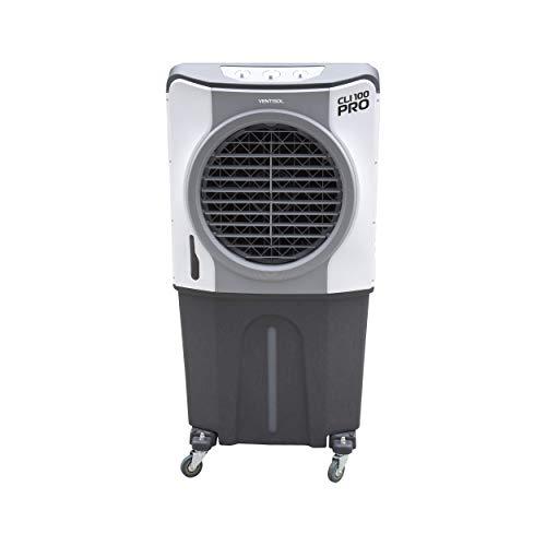 Climatizador Evaporativo, CLI100 PRO-02, Branco/Preto, 100L, 210w, 220v, Ventisol