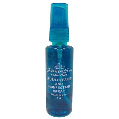FantaSea Cosmetic Brush Cleaner & Disinfectant Spray 2 oz