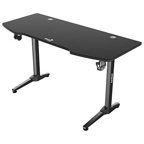 Aerocool ACD2, Spieltisch, Stahlstruktur, 18 mm Oberfläche, Carbon-Finish