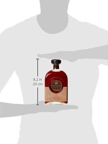 Lepanto, Solera Gran Reserva Brandy de Jerez P.X., Bodega González Byass,in Geschenkverpackung (1 x 0.7 l) - 6