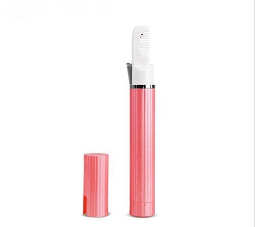 lumières LED avec un petit miroir de rasage hotline épilateur rapide et indolore , pink