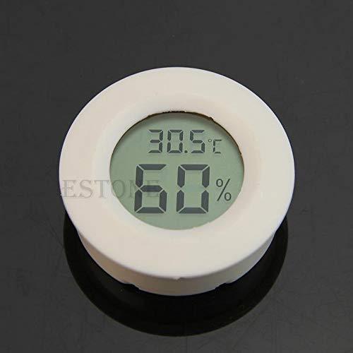 Mmnas LCD Digital Thermometer Hygrometer Kühlschrank Gefrierschrank Tester Luftfeuchtigkeitsmesser